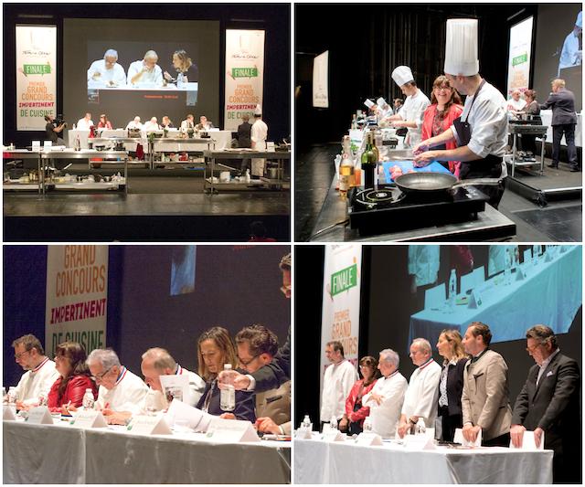 Concours impertinent de cuisine aquitaine terre de g nie 2 for Aquitaine cuisine