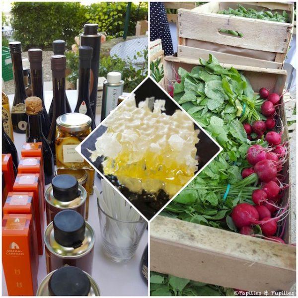Condiments Oliv'Art - Miel et legumes Uniterres