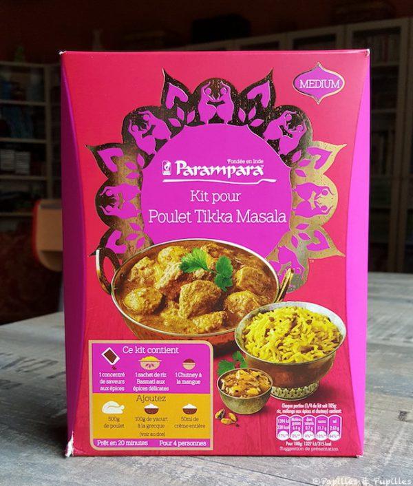 Kit pour poulet Tikka Masala