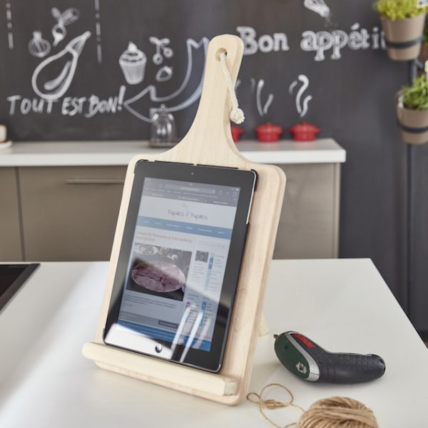 Support tablette Castorama