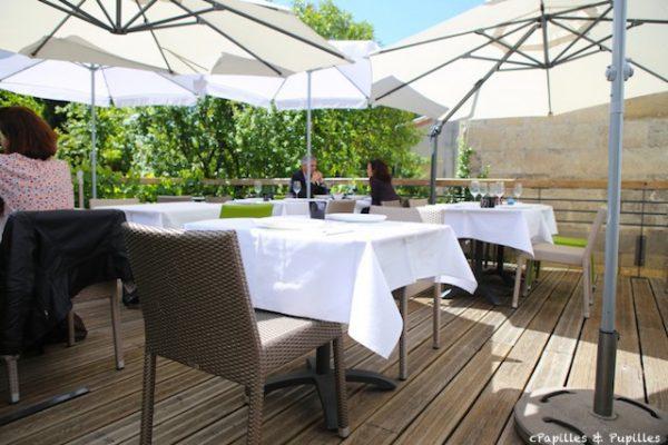 Restaurant L\'Oiseau Bleu - Bordeaux