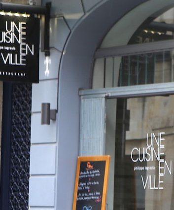 Bonnes adresses de france for Cuisine en ville