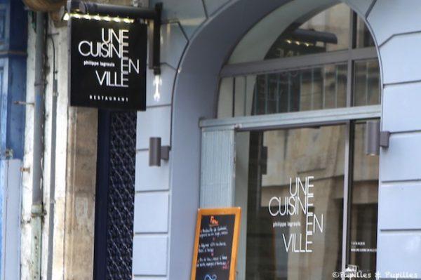 Une Cuisine En Ville Bordeaux - Une cuisine en ville bordeaux