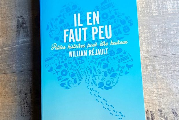 William Rejault - Il en faut peu