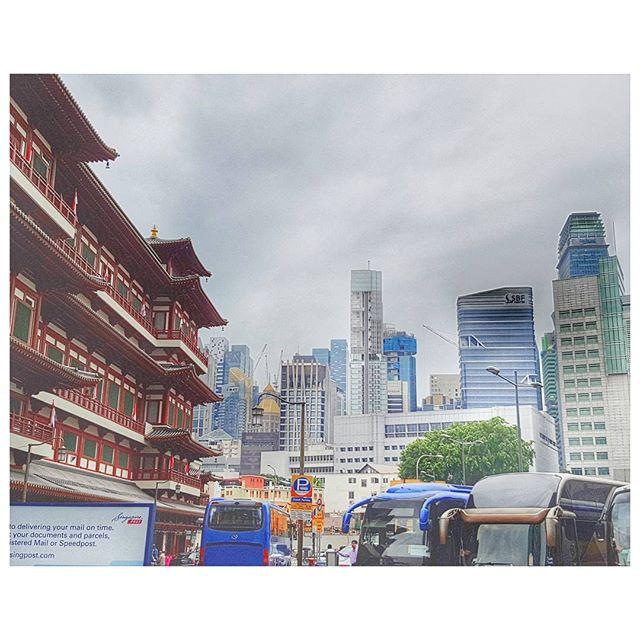 Hello Singapour