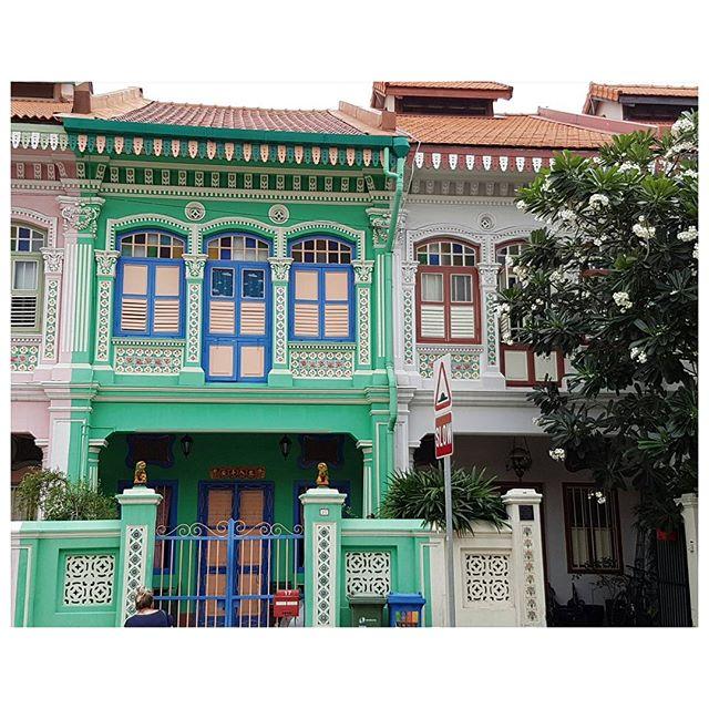 Katong / Jooshiat - Culture Paranakan (mixte chinoise et malaise)