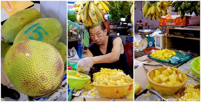 Fruit du Jacquier - Singapour