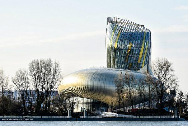 La Cité du Vin ©Anaka - XTU architects - La Cité du Vin