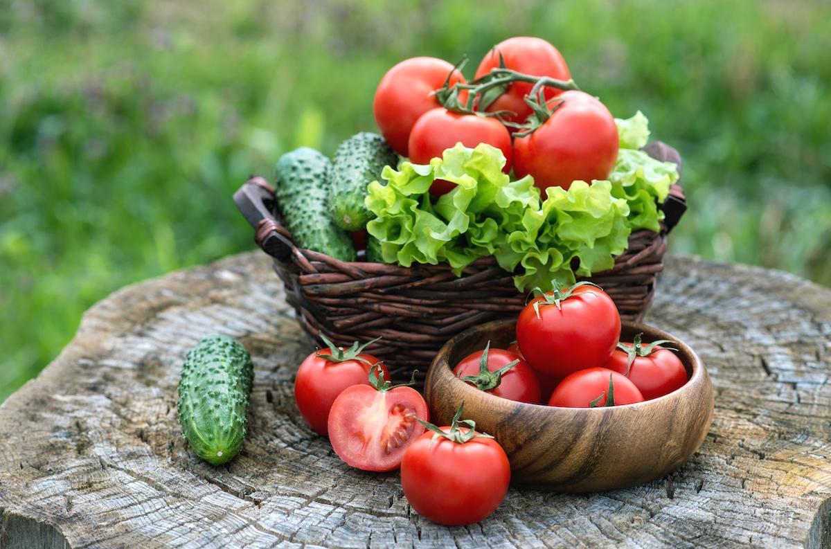 Légumes d'été ©Juta Shutterstock