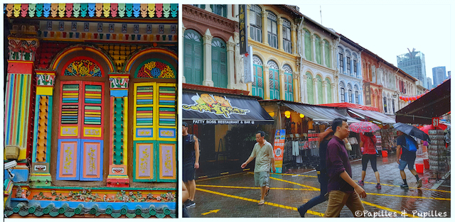 Little India - Singapour