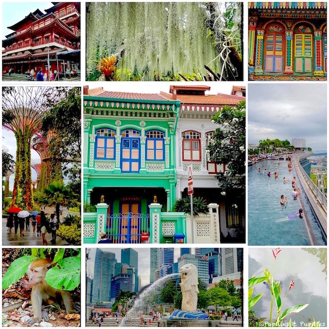Singapour - A visiter