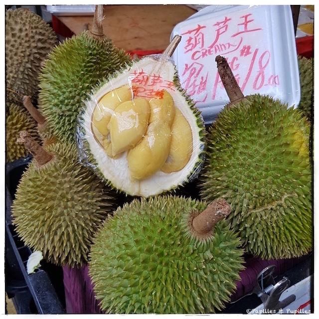 Durian - Singapour