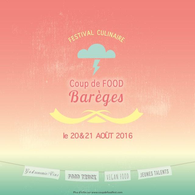 Festival culinaire - Coup de Food Barèges