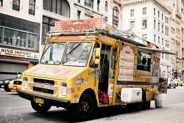 New York Food Truck (c) Sacha Fernandez CC BY-NC-ND 2.0