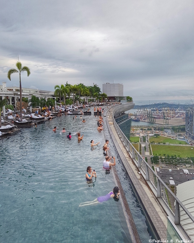 Piscine - Marina Bay Sands
