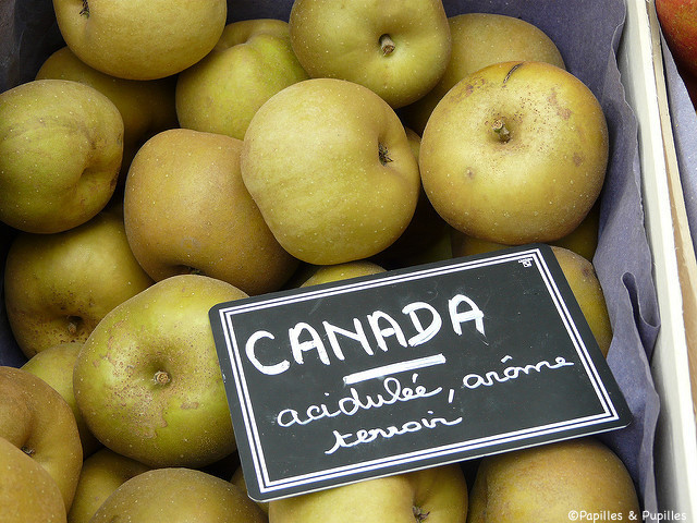 Pommes Canada