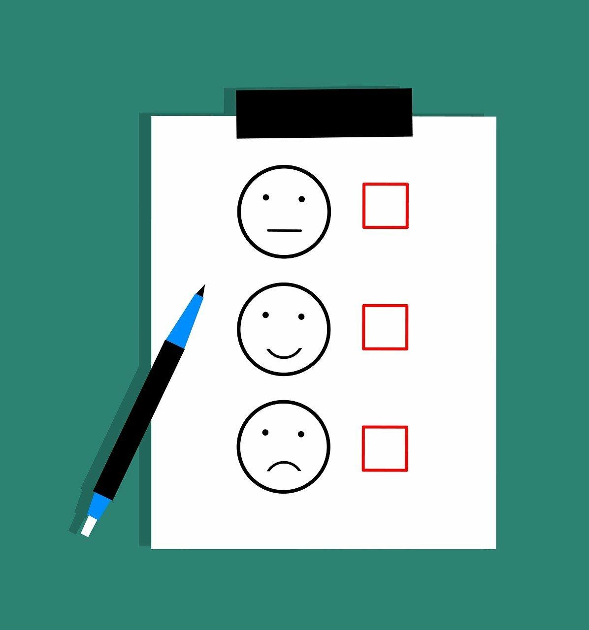 Questionnaire ©mohamed Hassan de Pixabay
