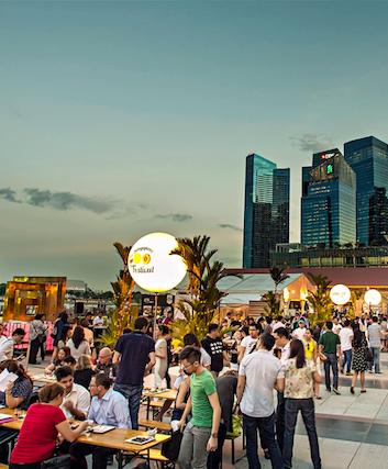 Singapour Food Festival