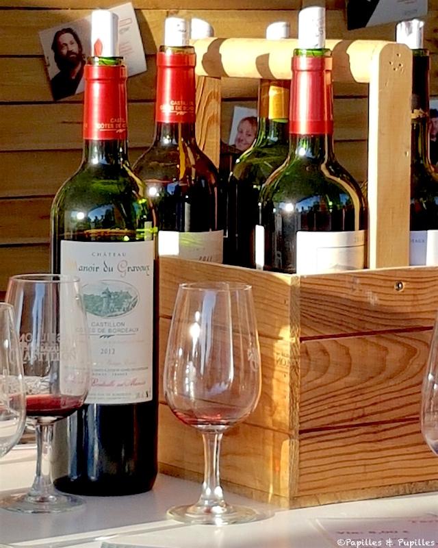 Vins - Côtes de Castillon