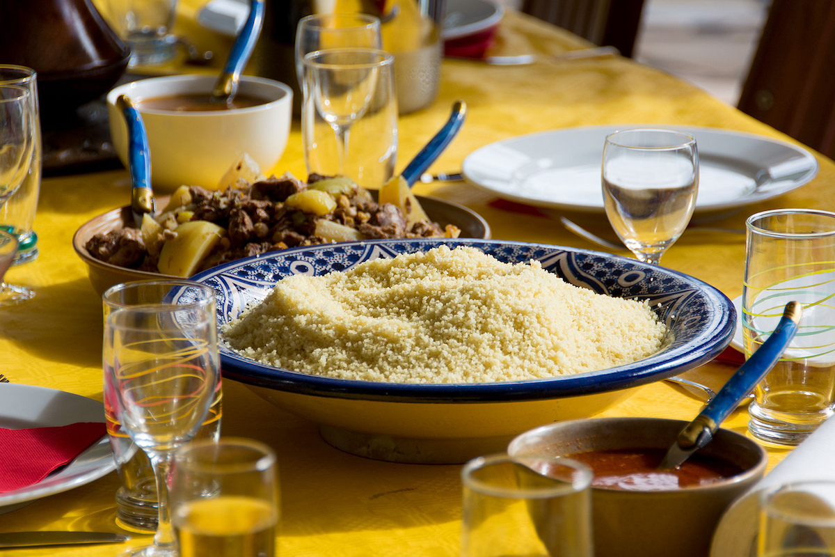 Couscous (c) Joël Kwan Licence CC BY-NC-ND 2.0