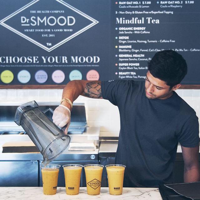 Dr Smood - Choisissez votre humeur