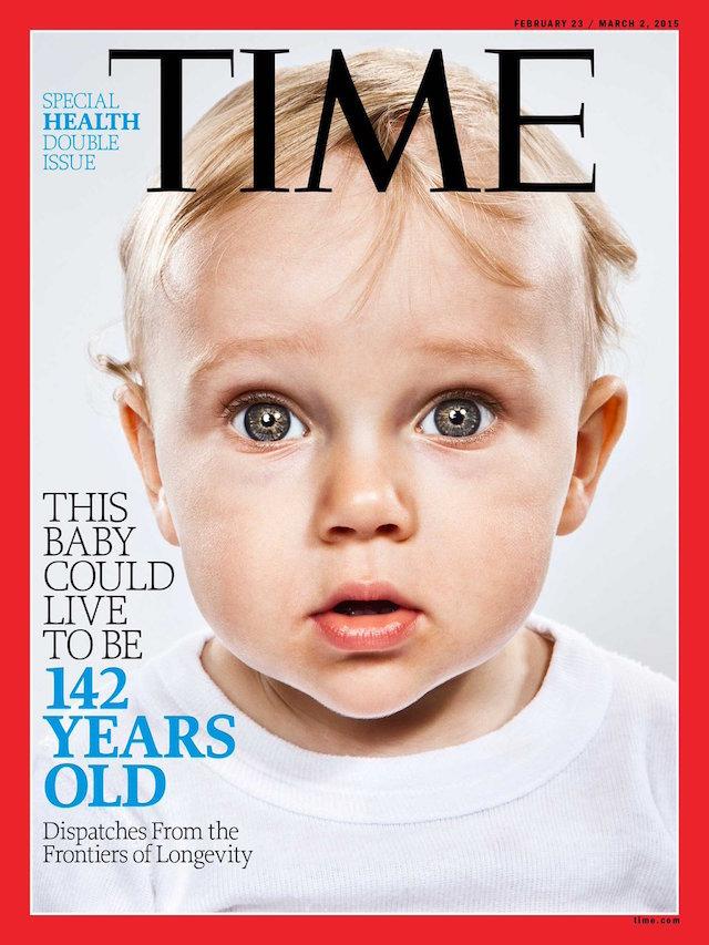 Couverture Time Février 2015