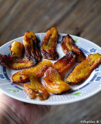 Bananes plantain frites - Costa Rica