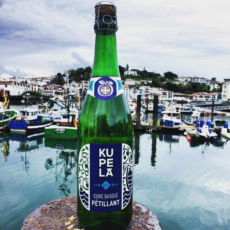 Kupela - Cidre basque pétillant