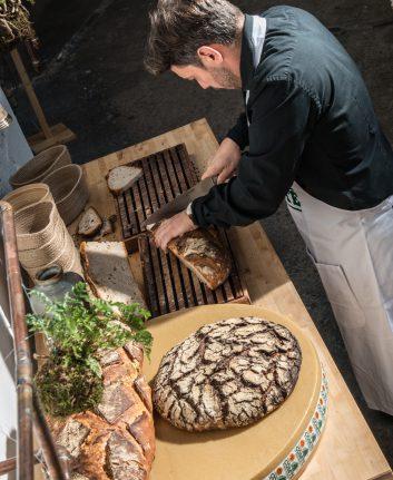 Les pains de Pierre Ragot