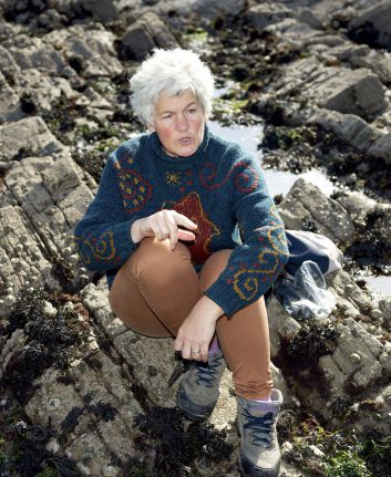 Marie Power (c) Andrew Downes Helvik Head Failte Ireland