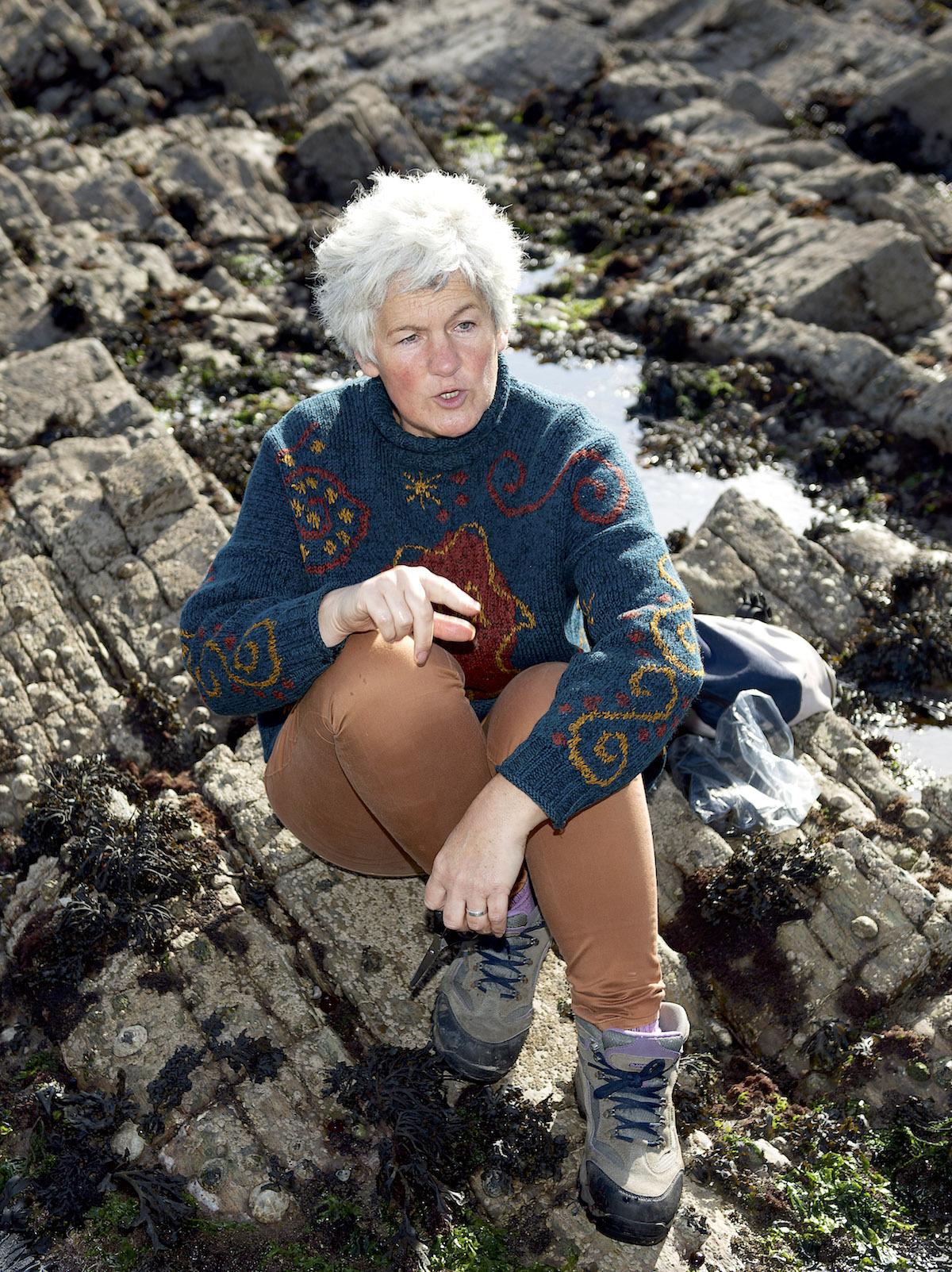 Marie Power (c) Andrew Downes Helvik Head Failte Ireland
