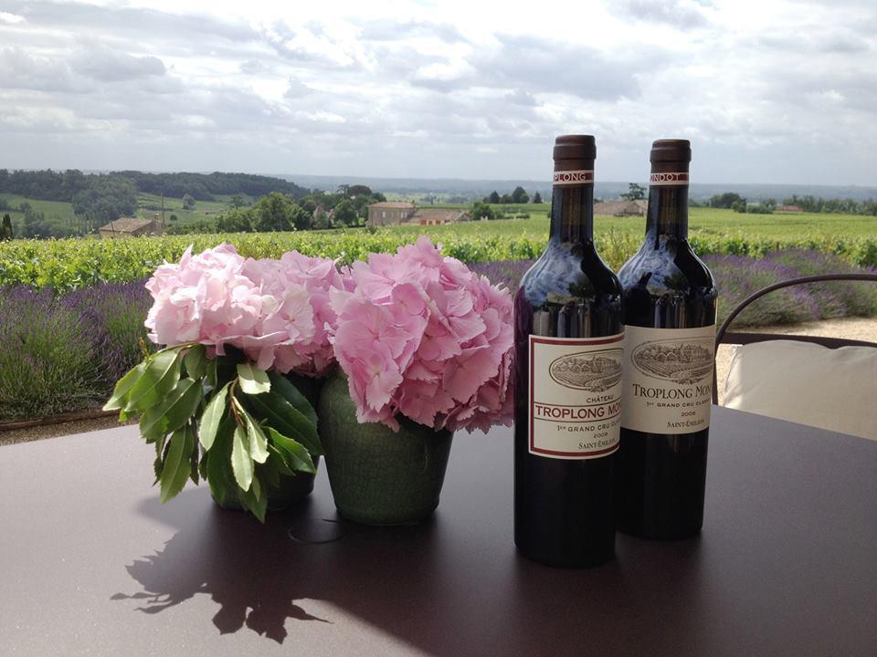 Les vins de Troplong Mondot
