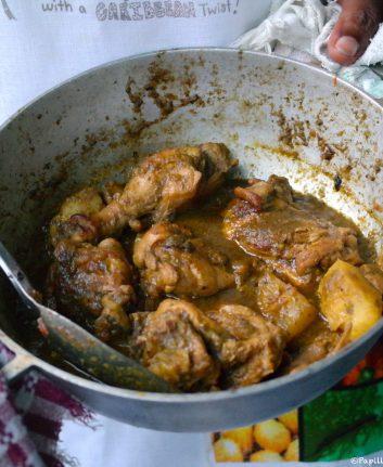 Poulet Caraïbes