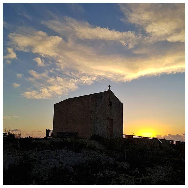 Sunset - Malte