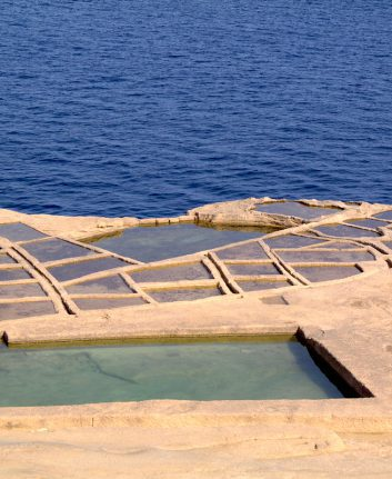 Salines, Gozo, Malte