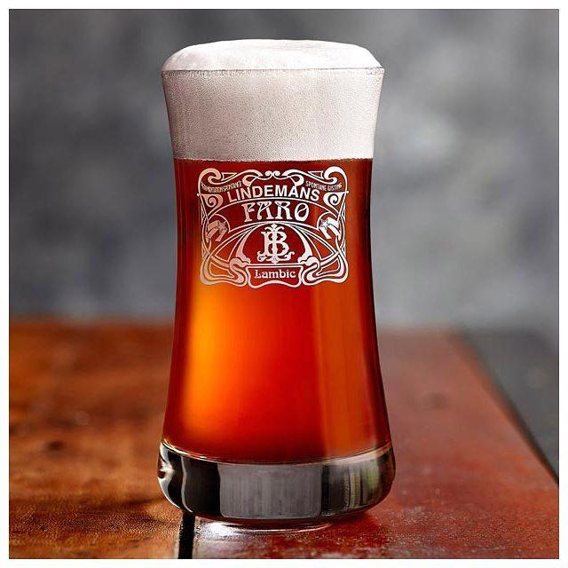 Lindemans Faro - un goût entre bière et cidre - étonnant En fait j'adore