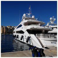 La Valette, yacht