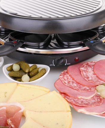 Appareil à raclette ©margouillat photo shutterstock