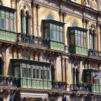 Balcons Malte