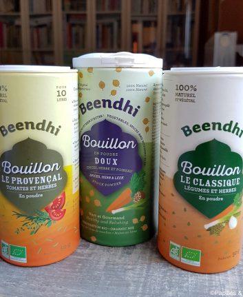 Les bouillons de Beendhi