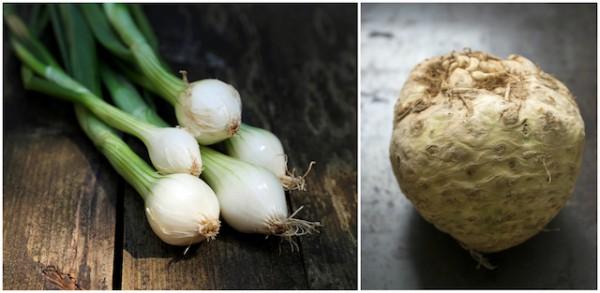 Oignon et celeri (c) Shutterstock