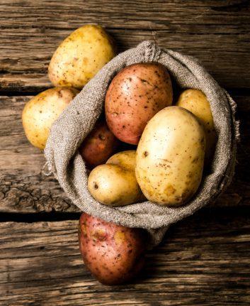 Pommes de terre ©Artem Shadrin shutterstock
