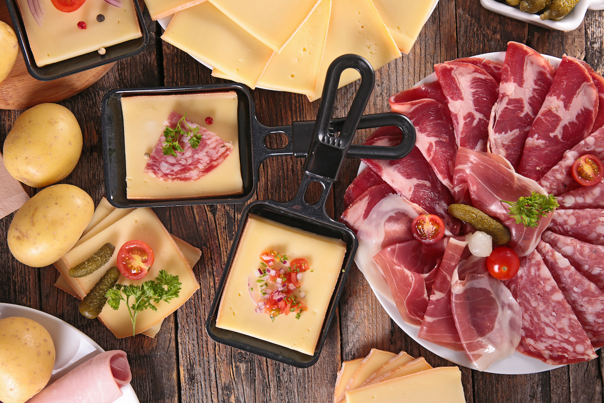 Raclette © margouillat photo shutterstock
