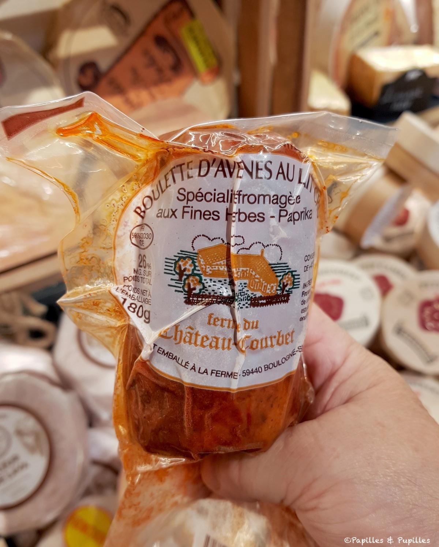 Boulette d'Avesnes au lait cru