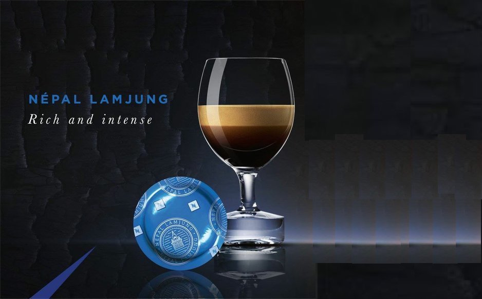 Caf̩ Exclusive Selection Nepal Lamjung РNespresso