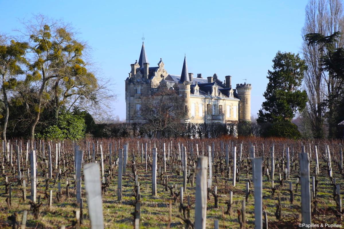 Château Haut Bergey - Léognan