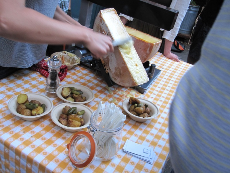 Raclette (c) Looseid CCBYND20