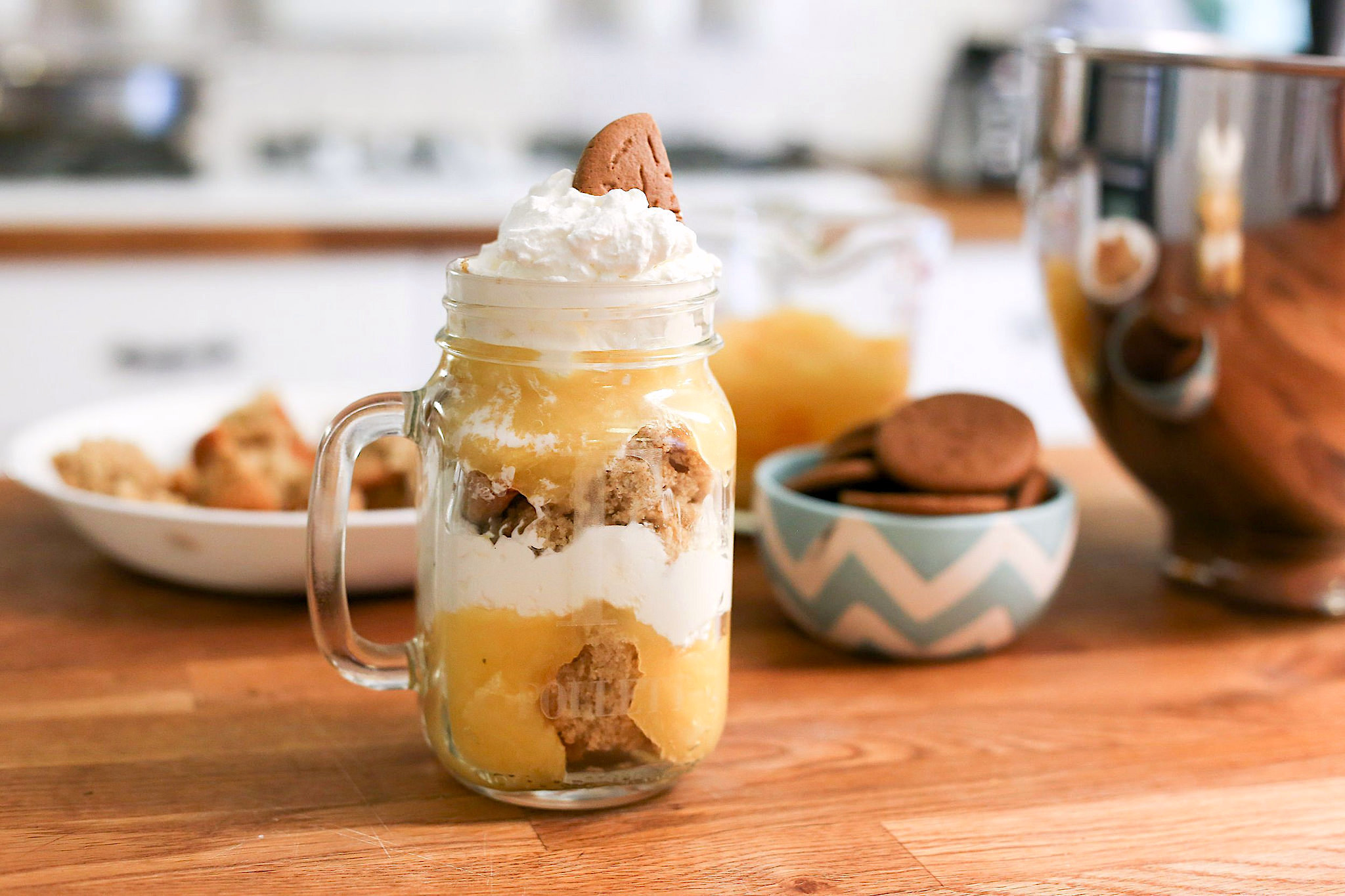 Trifle dans un Mason Jar (c) Personal Creations CCBY20