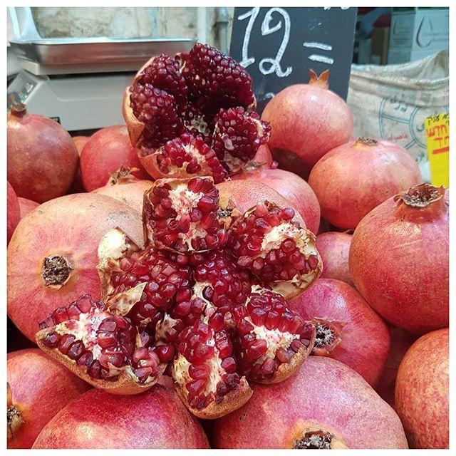 Grenades - Mahane Yehuda Market - Jerusalem