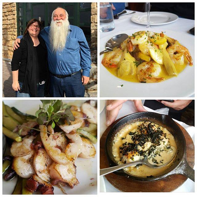 La fantastique cuisine d'Uri Buri à Akko ; pleine de saveurs et de couleurs